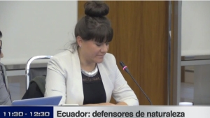 Defensores de la naturaleza
