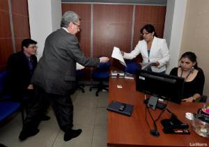 MEDIDAS. Varias entidades pusieron una demanda al decreto en la CC.. Foto: La Hora
