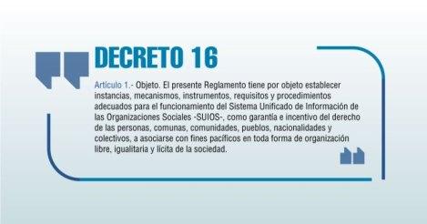 Decreto-16